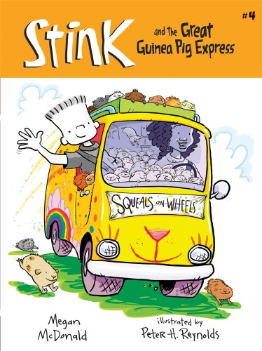 9780763642341: Stink and the Great Guinea Pig Express (Book #4)