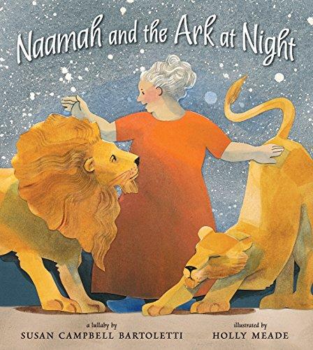 9780763642426: Naamah and the Ark at Night