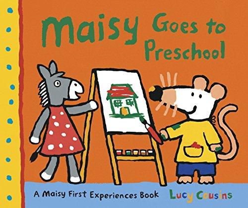 9780763642549: Maisy Goes to Preschool: A Maisy First Experiences Book