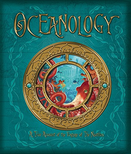 9780763642907: Oceanology: The True Account of the Voyage of the Nautilus (Ologies)