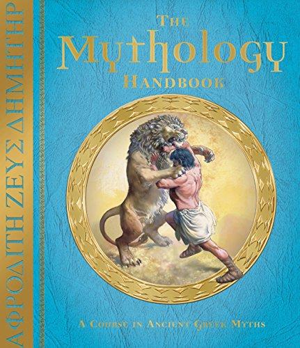 9780763642914: The Mythology Handbook: A Course in Ancient Greek Myths