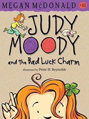 9780763643485: Judy Moody and the Bad Luck Charm (Book #11)
