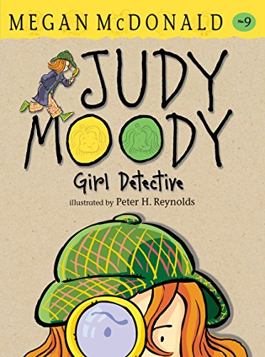 Judy Moody, Girl Detective: McDonald, Megan