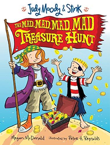 9780763643515: Judy Moody and Stink: The Mad, Mad, Mad, Mad Treasure Hunt