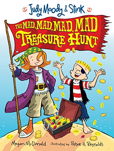 9780763643515: Judy Moody and Stink: The Mad, Mad, Mad, Mad Treasure Hunt