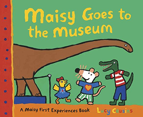 9780763643706: Maisy Goes to the Museum: A Maisy First Experience Book