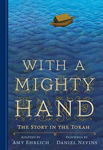With a Mighty Hand - the Story: Amy Ehrlich (Adapted