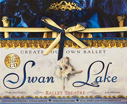 9780763643966: Swan Lake Ballet Theatre