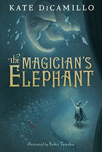 The Magician's Elephant ** S I G N E D** (FIRST EDITION)