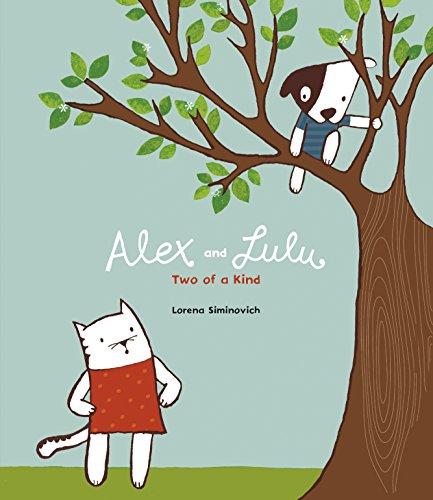 Alex and Lulu Format: Hardcover: SIMINOVICK, LORENA
