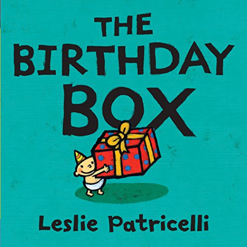 9780763644499: The Birthday Box (Leslie Patricelli Board Books)