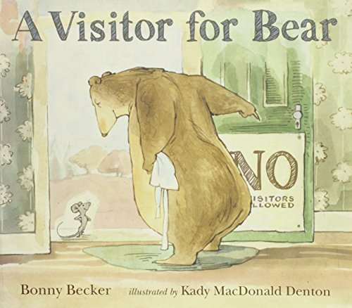 9780763644895: A Visitor for Bear