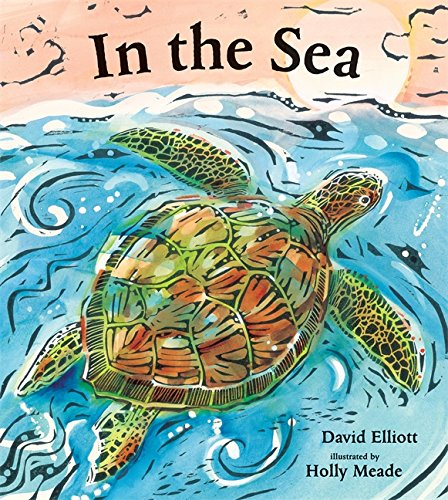 In the Sea (9780763644987) by David Elliott