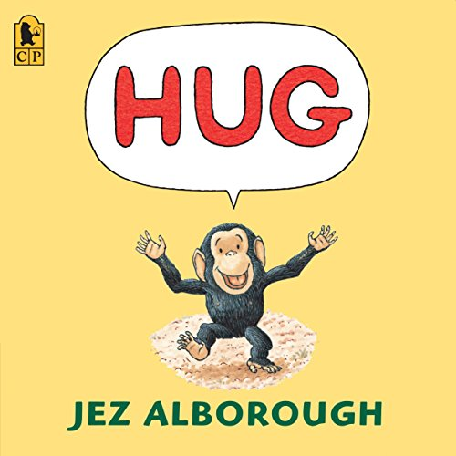 Hug (0763645109) by Jez Alborough