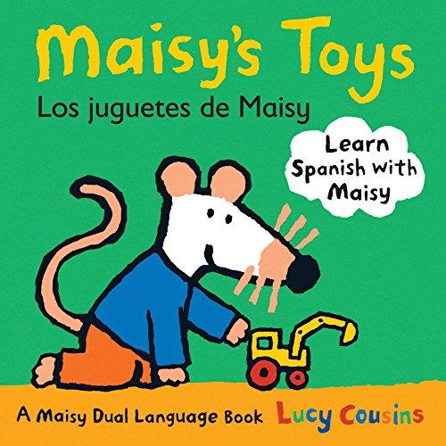 9780763645205: Maisy's Toys Los Juguetes de Maisy: A Maisy Dual Language Book (Spanish Edition)