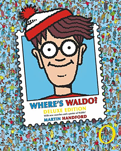 9780763645250: Where's Waldo?: Deluxe Edition