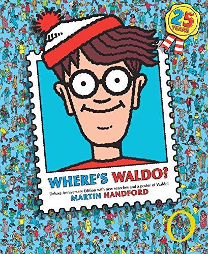 9780763645250: Where's Waldo?: Deluxe Edition