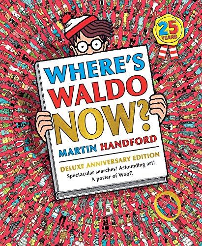 9780763645267: Where's Waldo Now?: Deluxe Edition