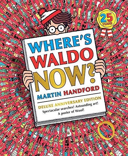 9780763645267: Where's Waldo Now?: Deluxe Edition