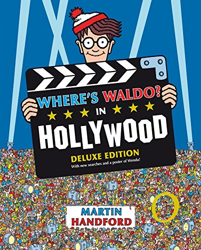 9780763645274: Where's Waldo? in Hollywood: Deluxe Edition