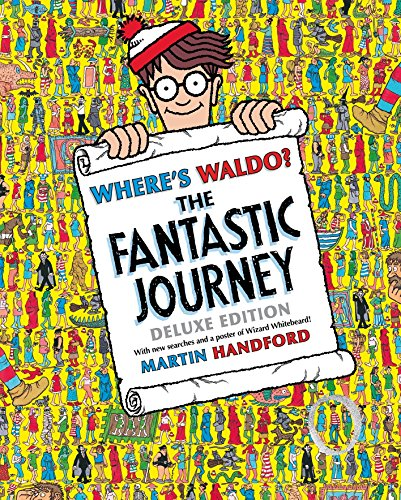 9780763645281: Where's Waldo? the Fantastic Journey: Deluxe Edition