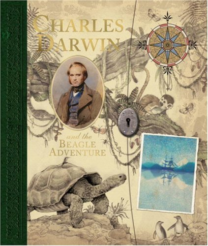 9780763645380: Charles Darwin and the Beagle Adventure (Historical Notebooks)