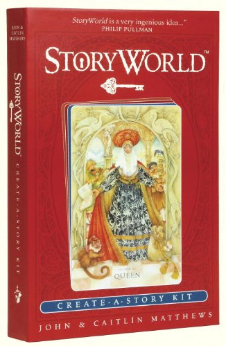 9780763645458: The Storyworld Box: Create-A-Story Kit