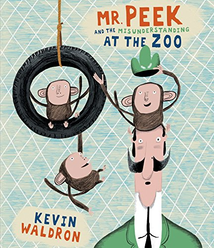9780763645496: Mr. Peek and the Misunderstanding at the Zoo