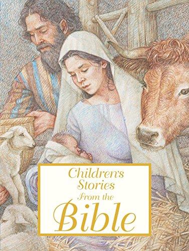 Children's Stories from the Bible: Ian Andrew,Saviour Pirotta,Anne Yvonne Gilbert,Anne Yvonne ...