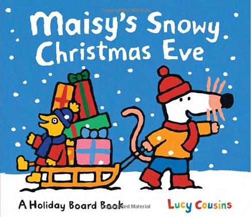 9780763645533: Maisy's Snowy Christmas Eve
