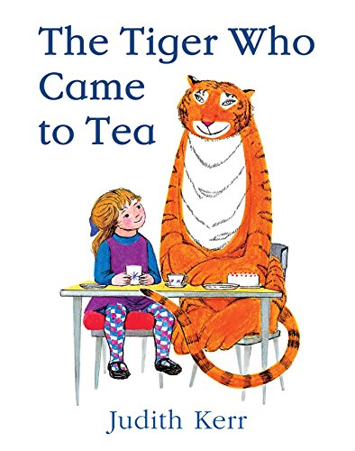 9780763645632: The Tiger Who Came to Tea