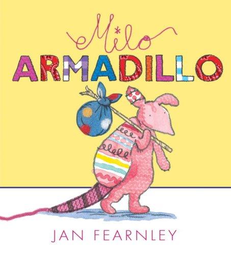 9780763645755: Milo Armadillo
