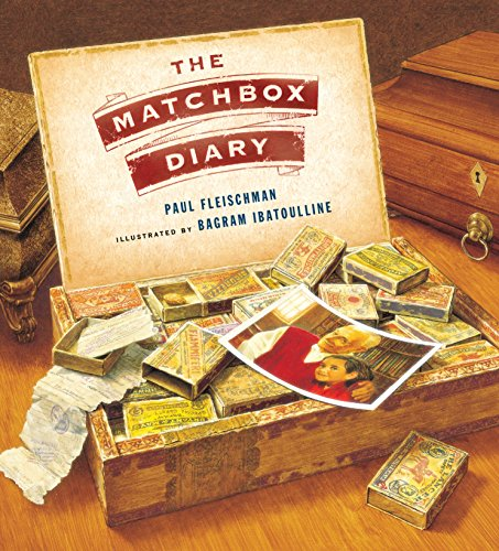9780763646011: The Matchbox Diary