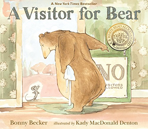 9780763646110: A Visitor for Bear (Bear and Mouse)