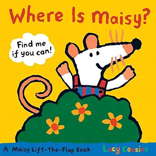 9780763646738: Where Is Maisy? (Maisy Lift-the-Flap Book)