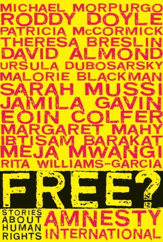 9780763647032: Free?: Stories About Human Rights