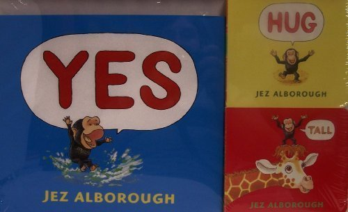 9780763647186: Yes (Hardcover) / Hug (Board Book) / Tall (Board Book) - 3 Book Set (Candlewick Storybook Collection