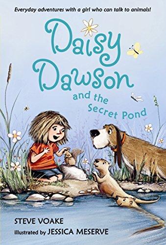 9780763647308: Daisy Dawson and the Secret Pond