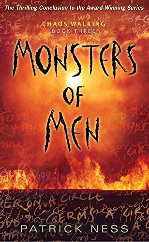 9780763647513: Monsters of Men
