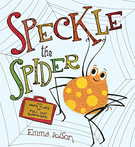9780763647780: Speckle the Spider
