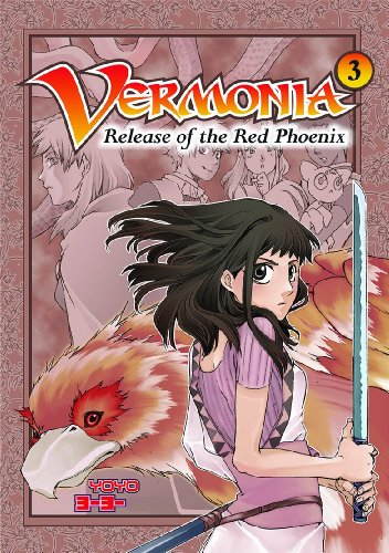 9780763647858: Vermonia #3: Release of the Red Phoenix