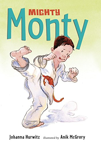 9780763647865: Mighty Monty: More First-Grade Adventures