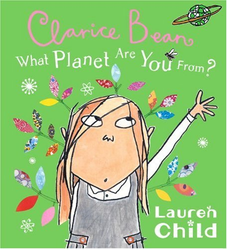 9780763647964: Clarice Bean, What Planet Are You From?
