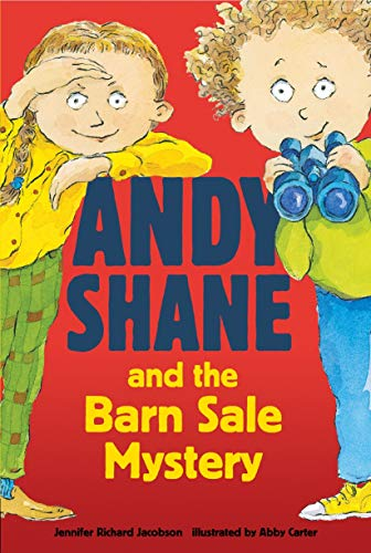 9780763648275: Andy Shane and the Barn Sale Mystery