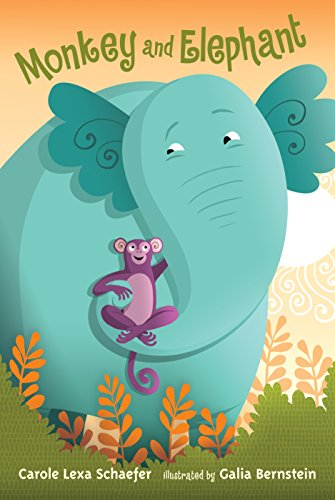 9780763648404: Monkey and Elephant: Candlewick Sparks