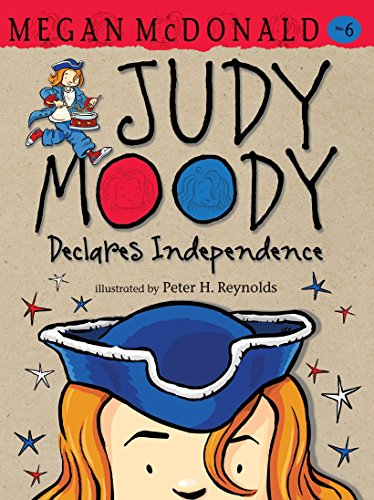9780763648527: Judy Moody Declares Independence
