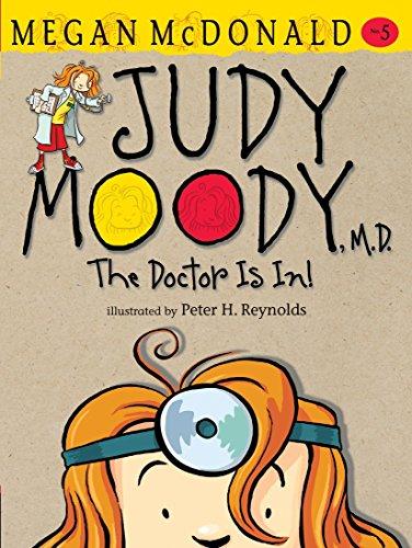 9780763648626: Judy Moody, M.D.