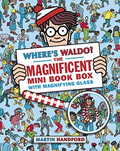 9780763648732: Where's Waldo? The Magnificent Mini Boxed Set