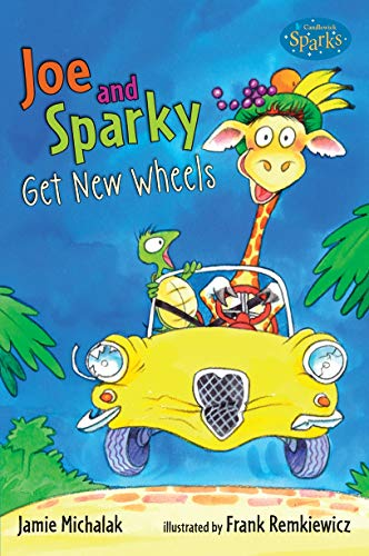 9780763648930: Joe and Sparky Get New Wheels: Candlewick Sparks
