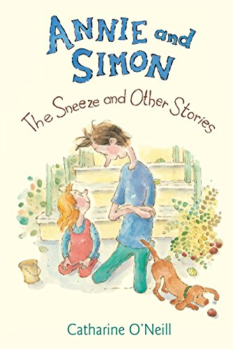 9780763649210: Annie and Simon: The Sneeze and Other Stories